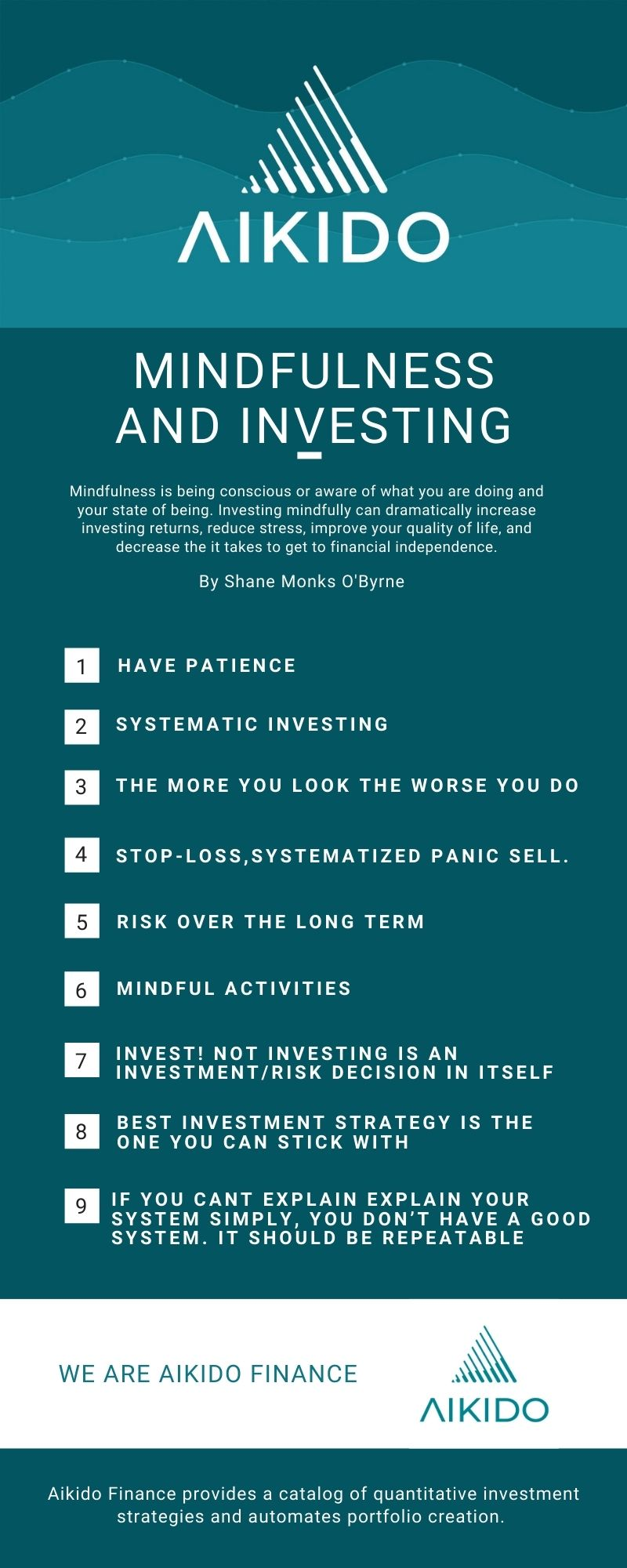 Mindfulness and Investing